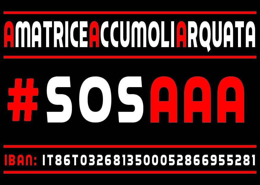 #SOSAAA pro Amatrice-Accumoli-Arquata