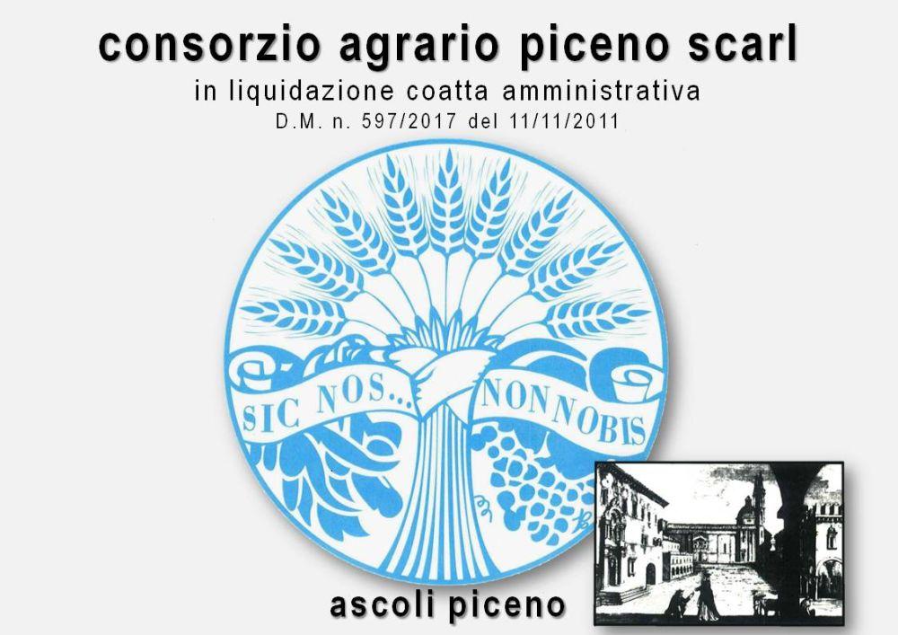 CONSORZIO AGRARIO PICENO Scarl – ID:AES_2488