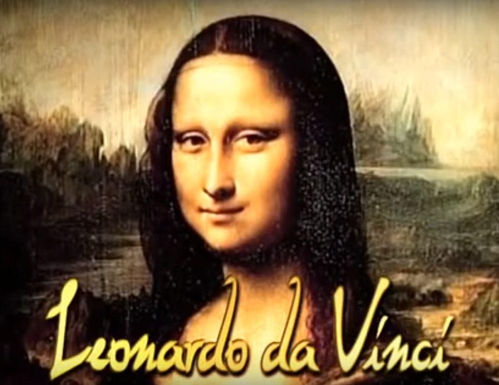 LEONARDO DA VINCI, STORIA DI UN GENIO