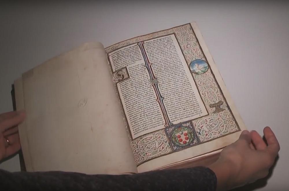 Digitalizzazione di documenti antichi e di pregio