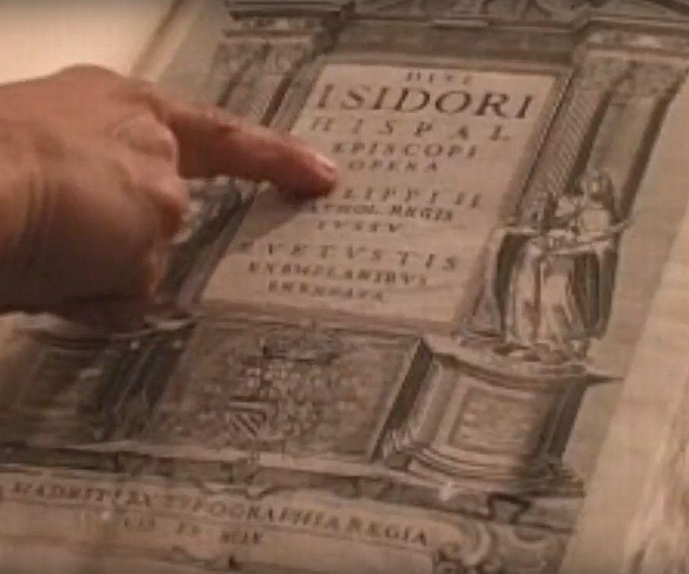 Il restauro dei libri antichi