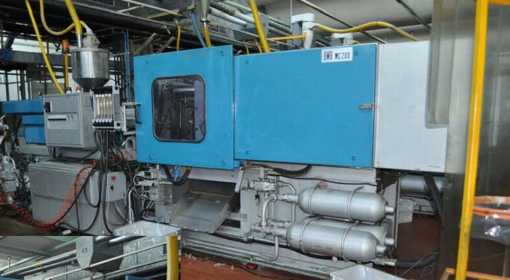 INJECTION MOULDING MACHINE – NO.15.0140