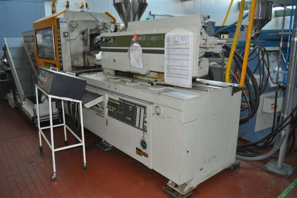 INJECTION MOULDING MACHINE – NO.15.0155