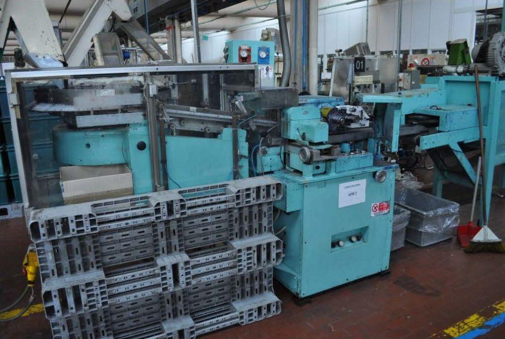 FAST PRINTING MACHINE CC 5 – NO.15.0178