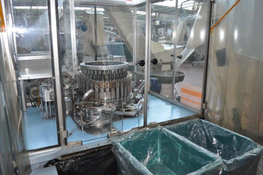 FAST ASSEMBLY MACHINE CC 2,5 – NO.15.0181