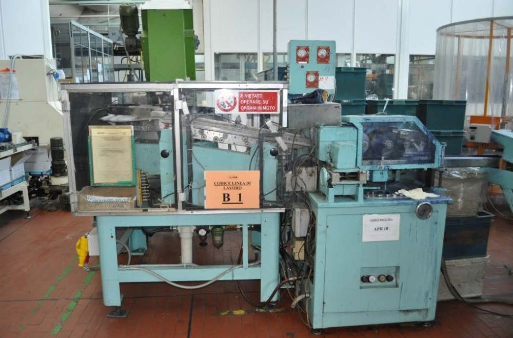 FAST PRINTING MACHINE CC 2,5 – NO.15.0195
