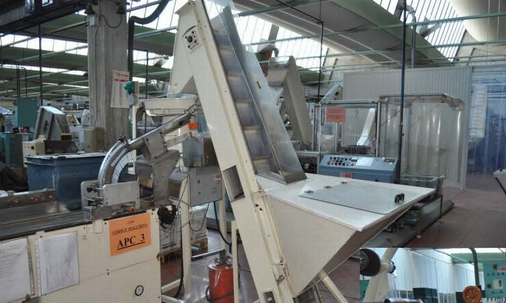 PACKAGING MACHINE CC 2,5 – NO.15.0340