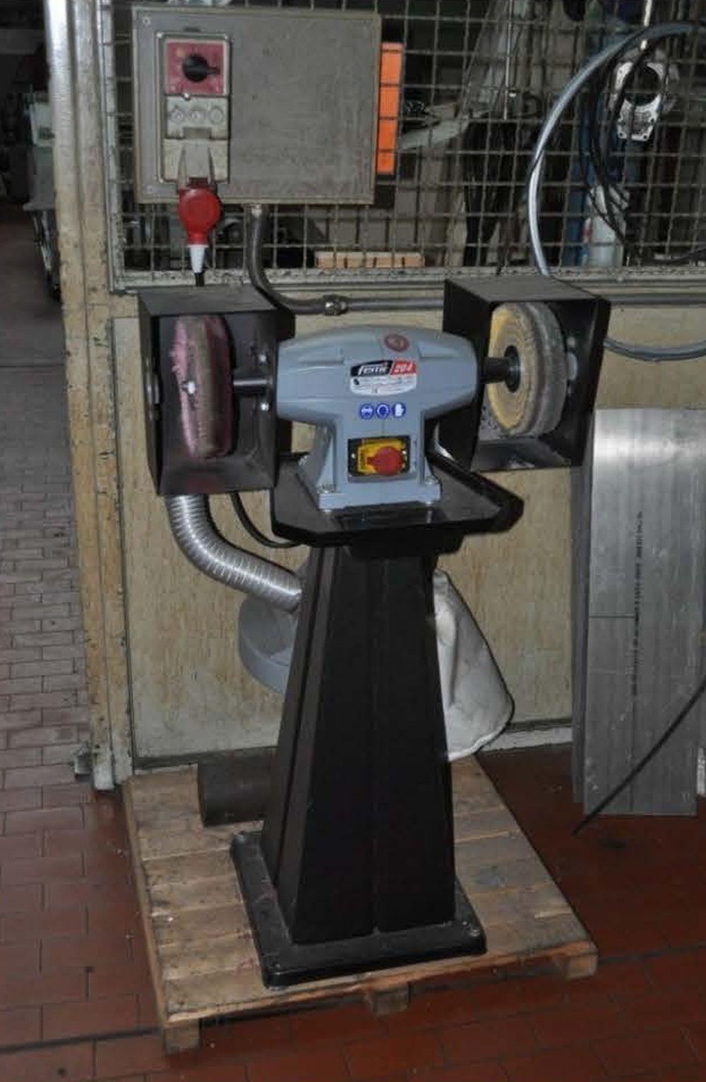 TWO-HEADED BRUSHING MACHINE – NO.15.0403